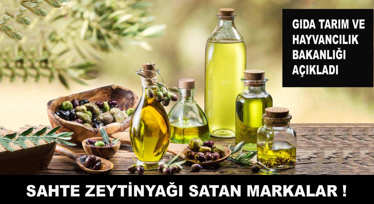 Sahte-Zeytinyağı