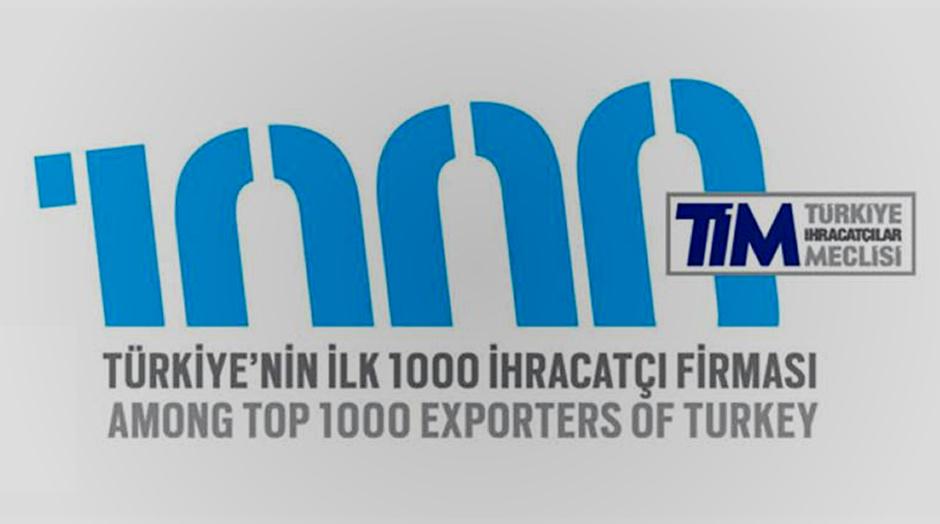ihracat yapan 1000 firma