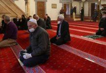 cuma namazı kılınacak camiler