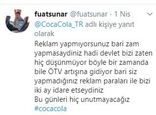 cocacola neden reklam yapmiyor