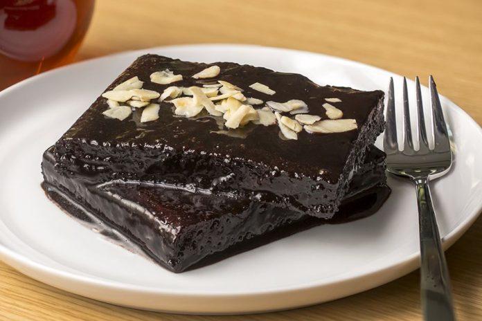 ıslak kek kalori