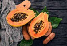 papaya kalori