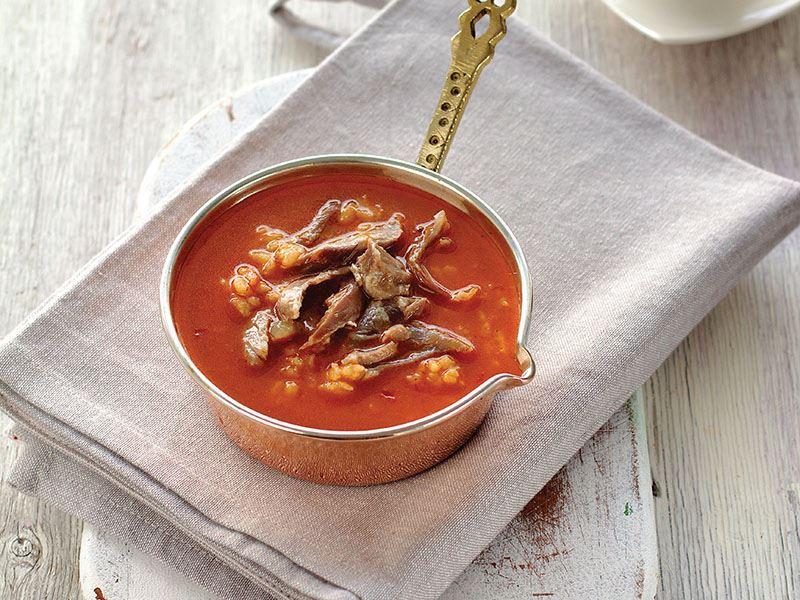 beyran çorbası kalori