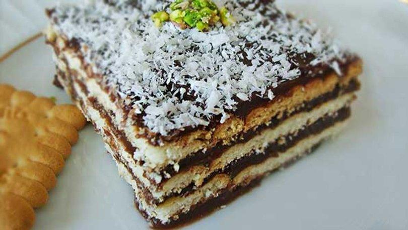 bisküvili pasta kalori