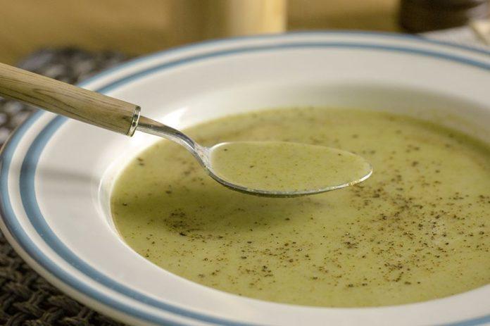 brokoli çorbası kalori